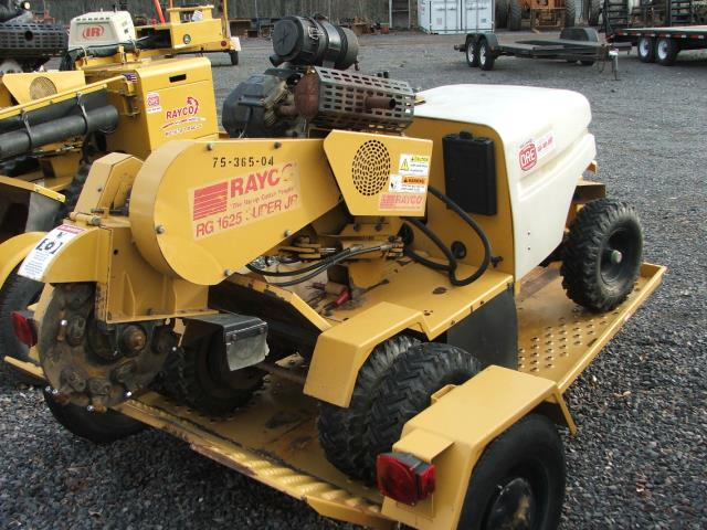 Where to find GRINDER, STUMP 25HP HYDRAULIC in Quakertown
